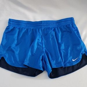 Nike Dri fit Athletic Shorts Sz Medium